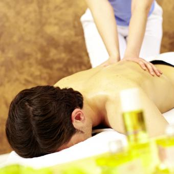 Wellnessmassage de luxe